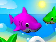 Play Baby Shark IO Online