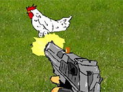 Play Chicken Shooter Online