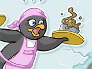 Play Penguin Diner Online