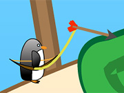 Play Penguin with Bow Golf Online