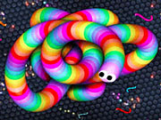 Play Slither IO Online