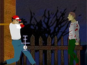 Play Zombie Baseball Online